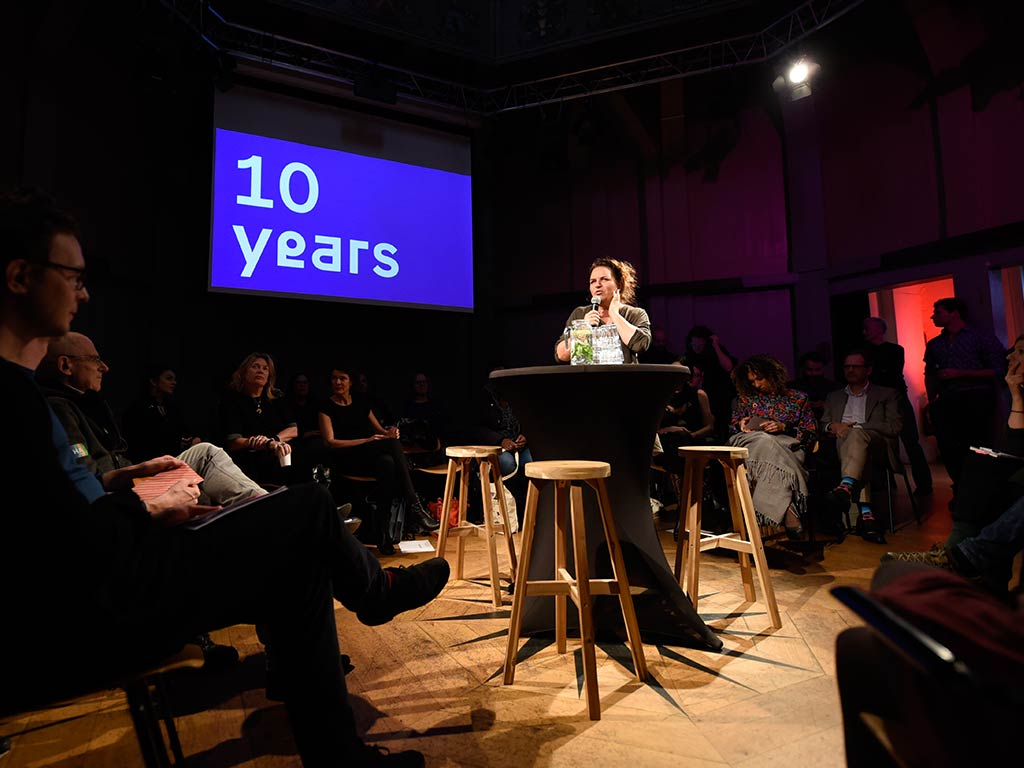 Ten years of Fablab Amsterdam