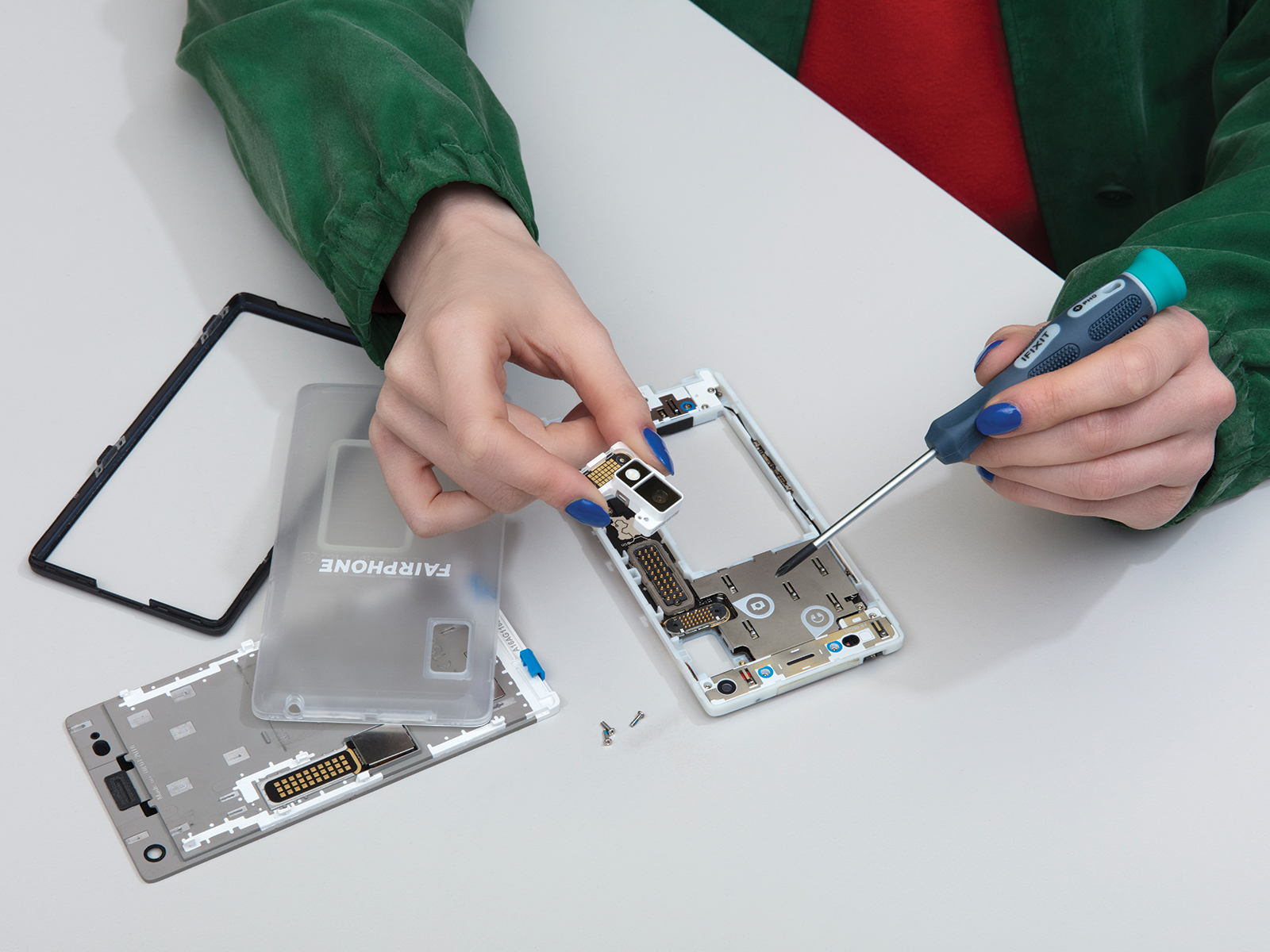 Fairphone 2 modulair en repareerbaar