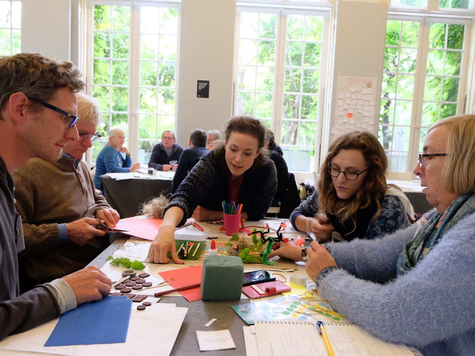 Co-creatie workshop