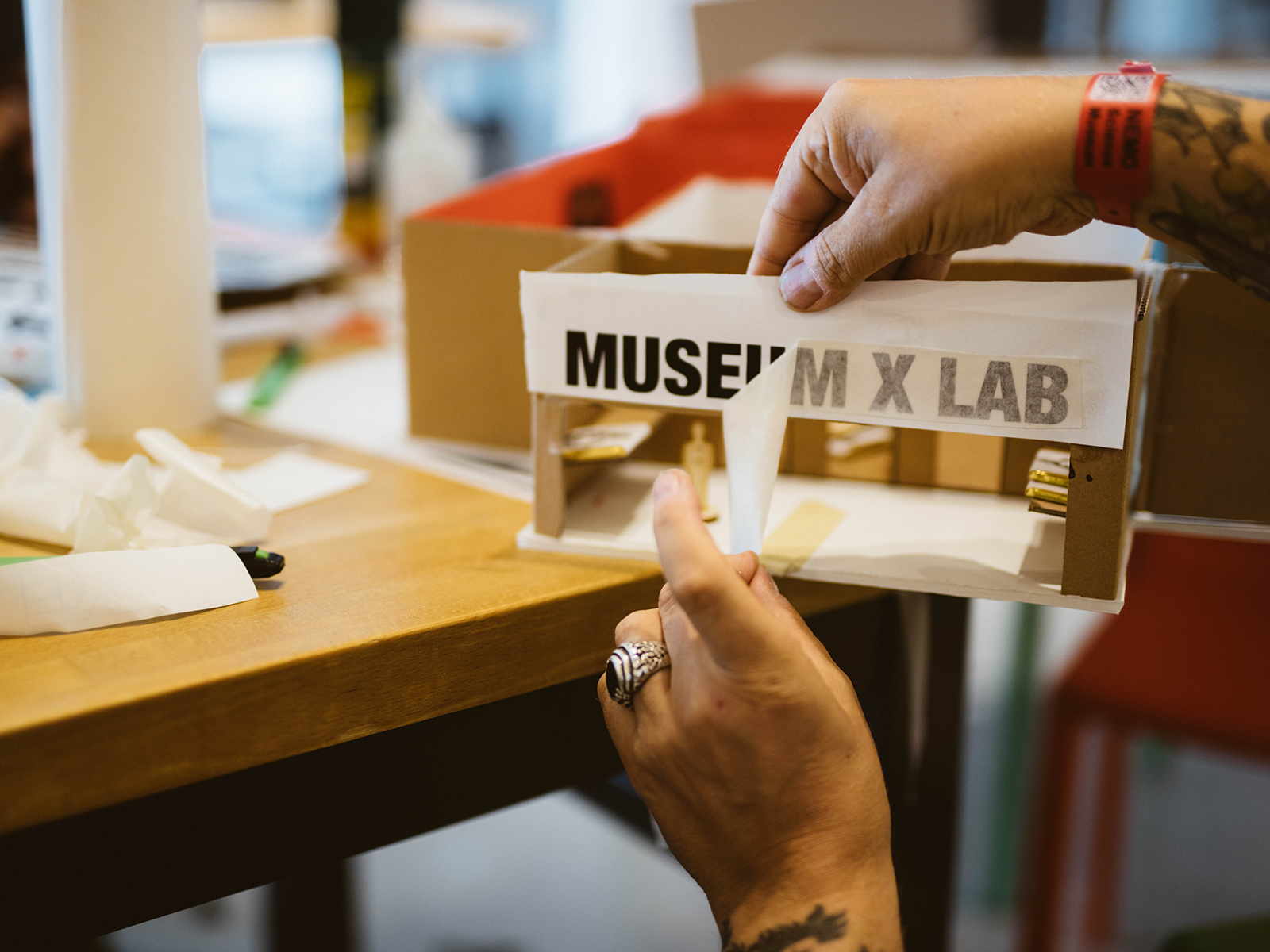 MuseumCamp 2018 - X Lab