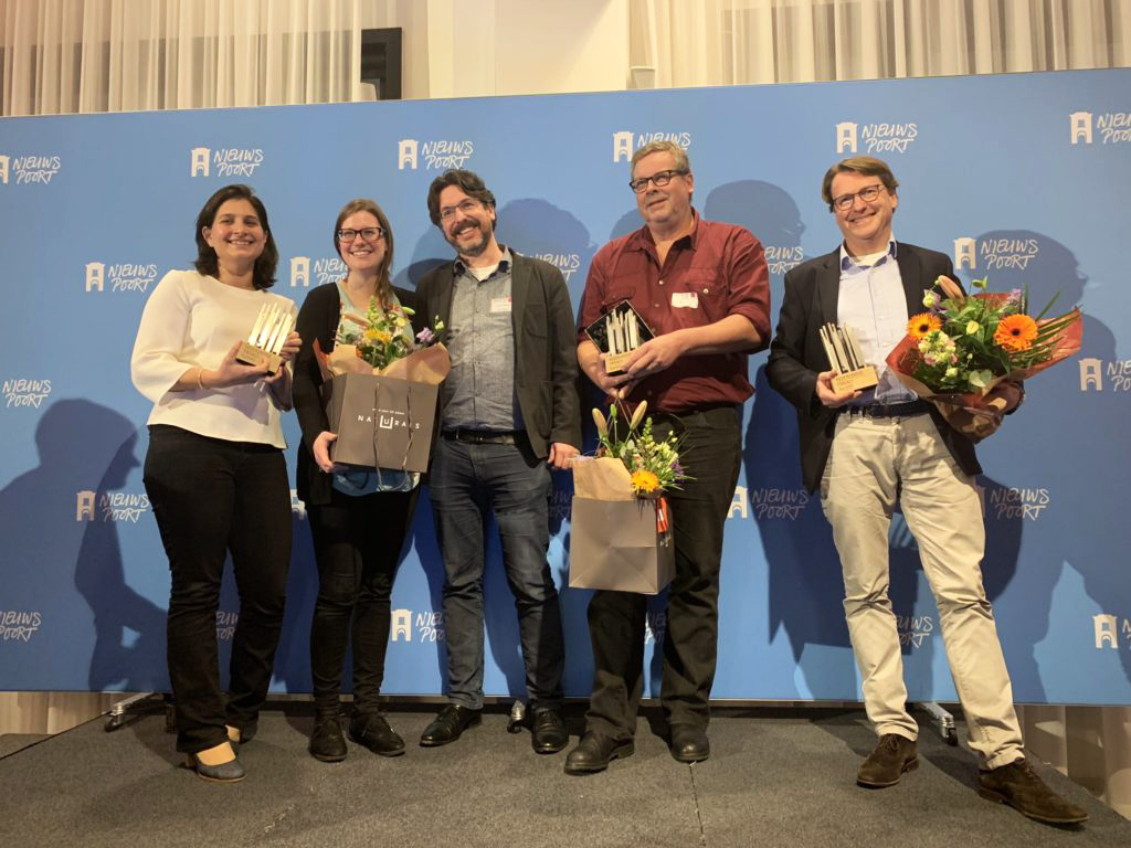 Winnaars Privacy Awards 2019