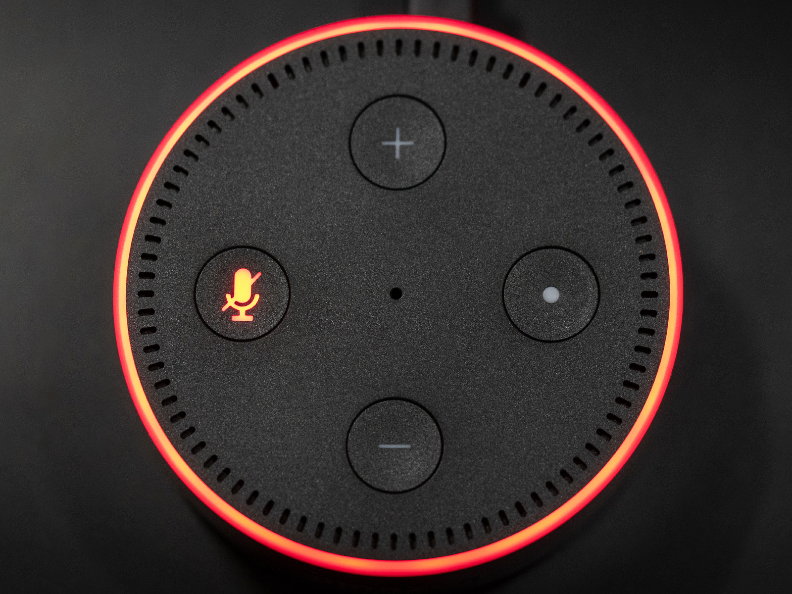 Amazon Echo Dot Not Listening Mode