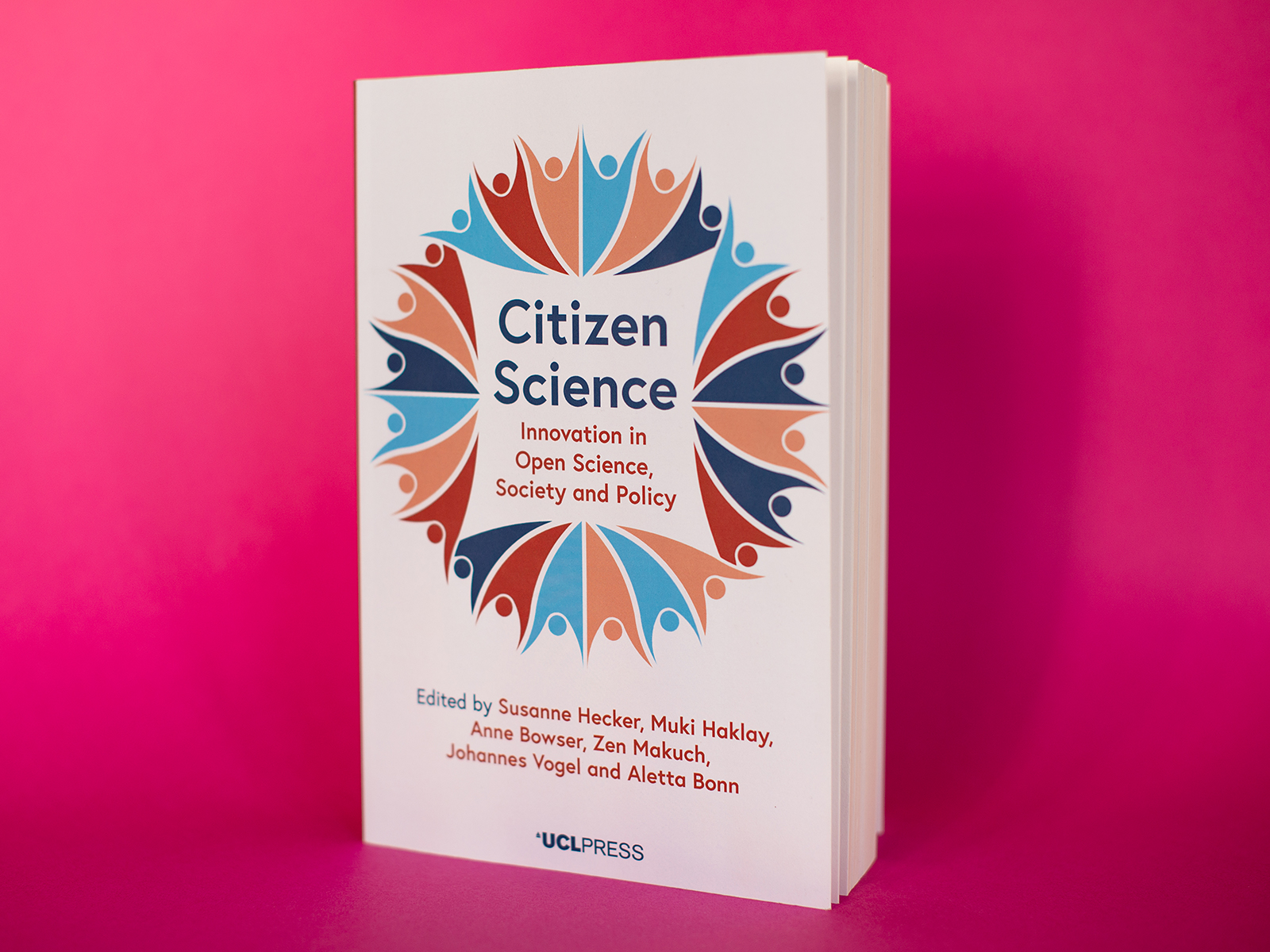 Citizen Science book
