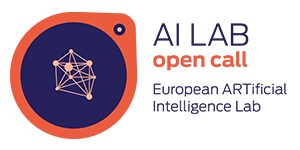 AI LAB OPEN CALL LOGO