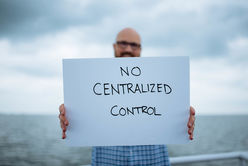 Public Stack: No Centralized Control