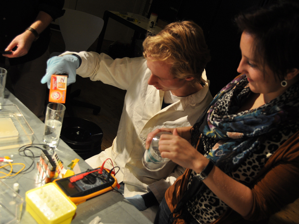 Do It Together Bio Build the Open Wetlab