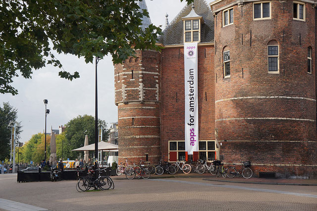 Bootcamp Apps for Amsterdam in de Waag