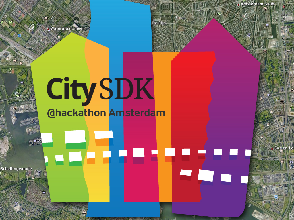 CitySDK at hackathon