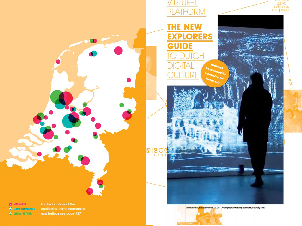Explorers Guide to Dutch Digital Culture
