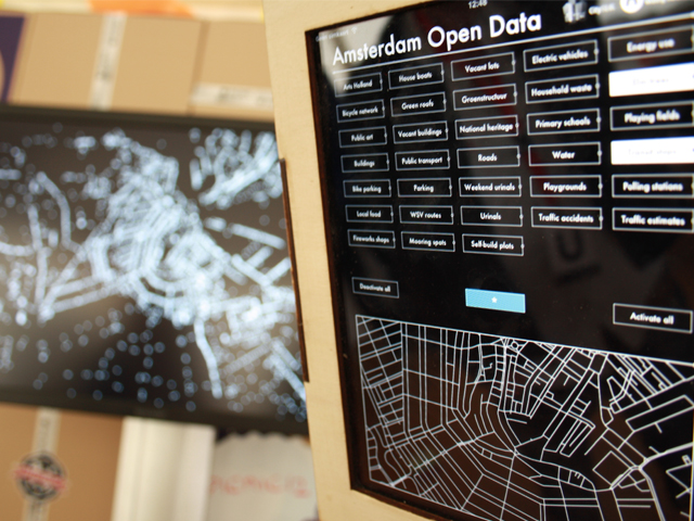 Amsterdam open data