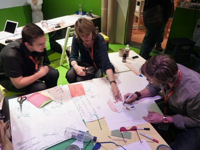 E2C Workshop co-creatie