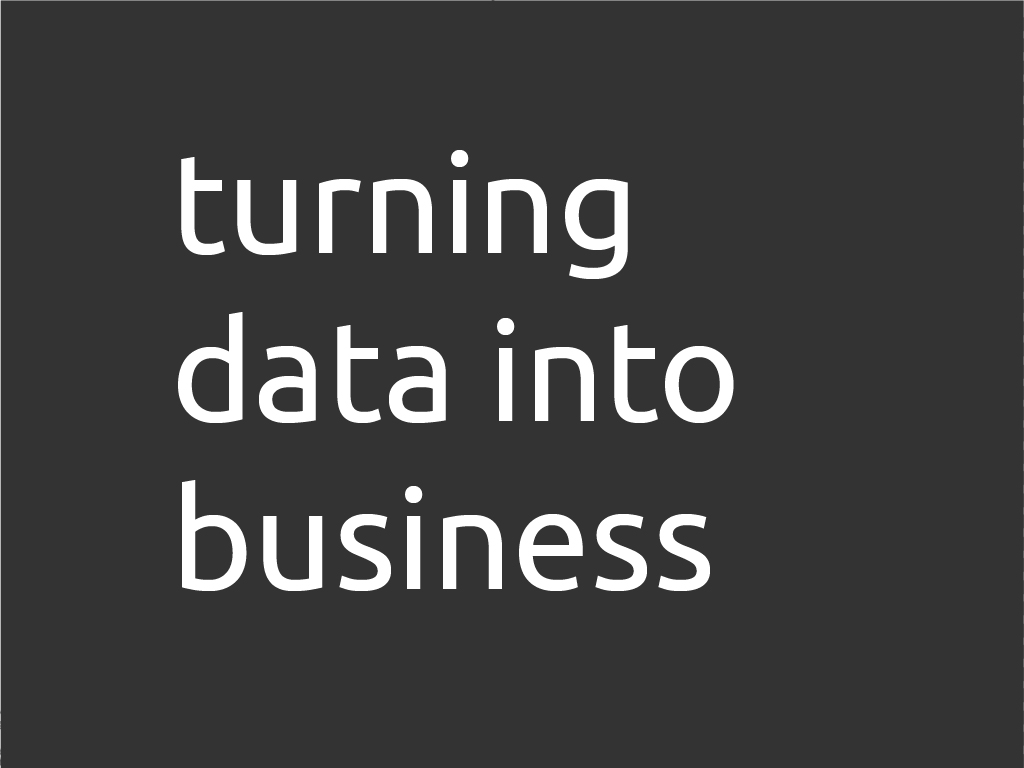Apps for Europe - turning data into business