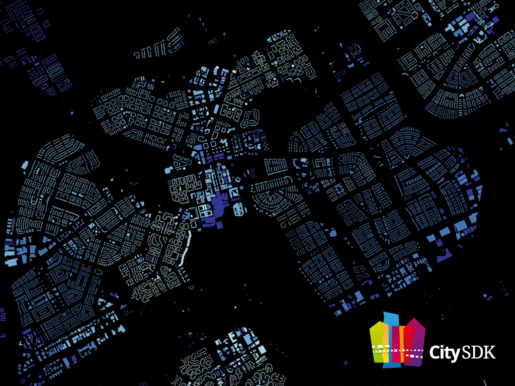 CitySDK - Buildings of the Netherlands