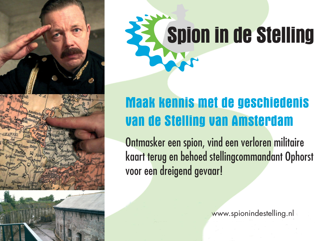 Fortenspel Spion in de Stelling