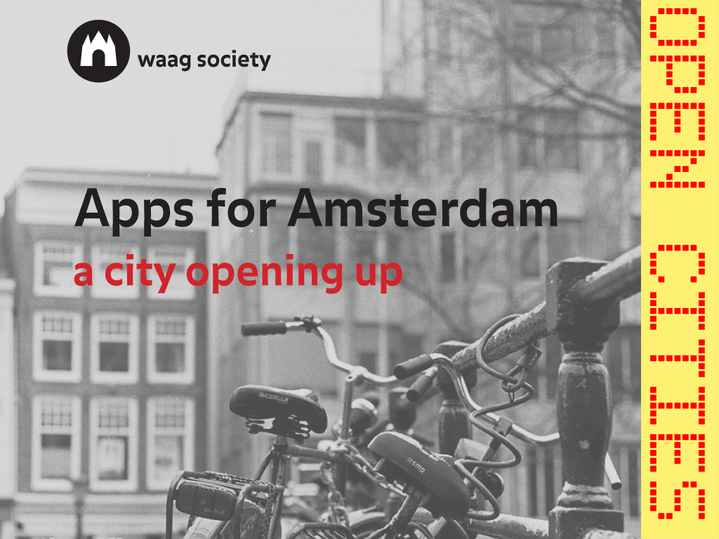 Apps for Amsterdam report