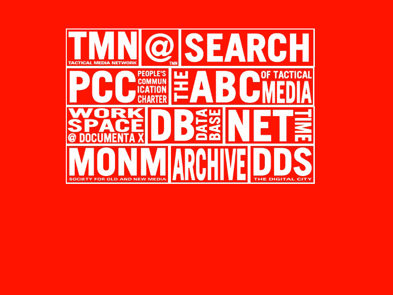 Tactical Media Network