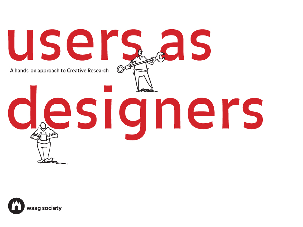 Cover Users as Designers