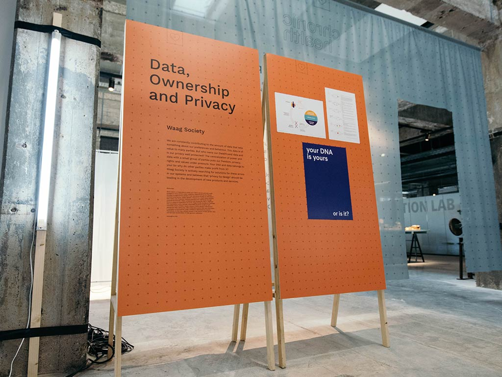 Health Embassy at Dutch Design Week 2017