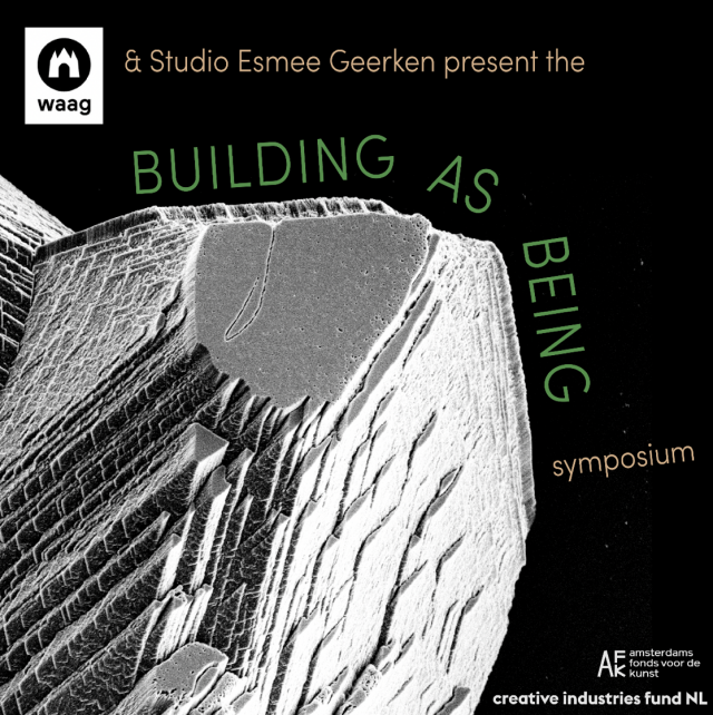 Building as Being