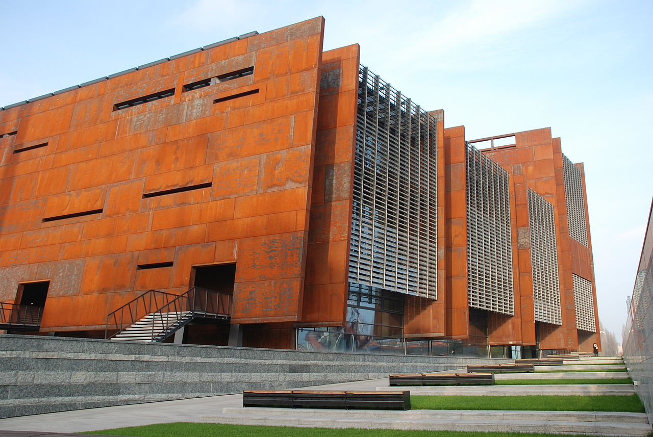 European Solidarity Centre Gdansk