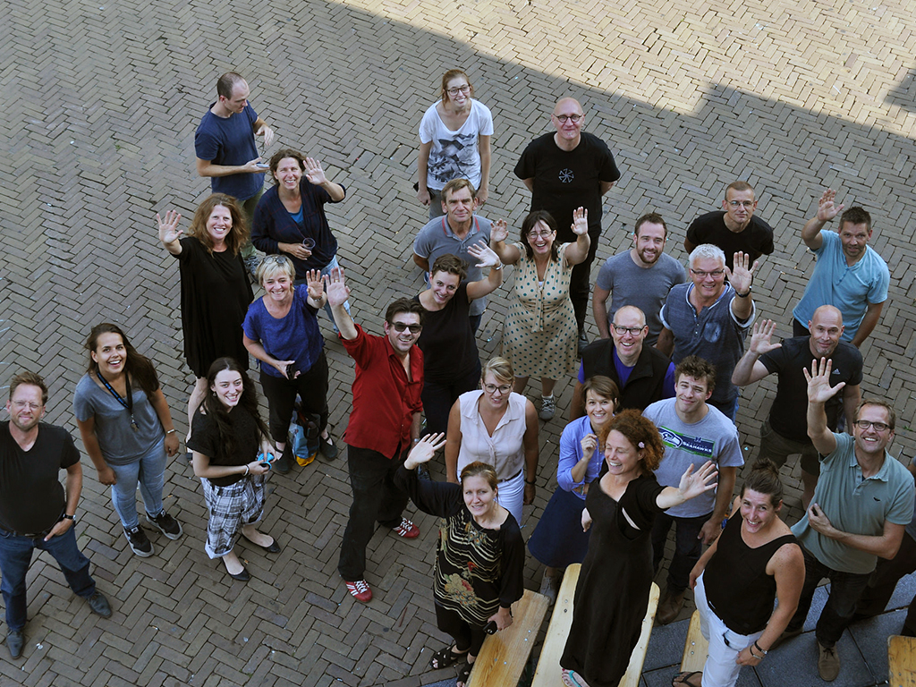 HMC Summerschool in de Waag