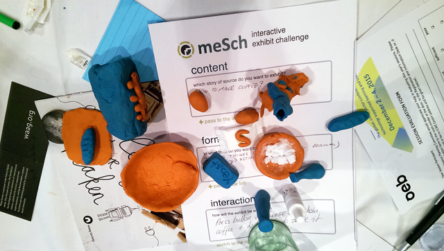 meSch workshop