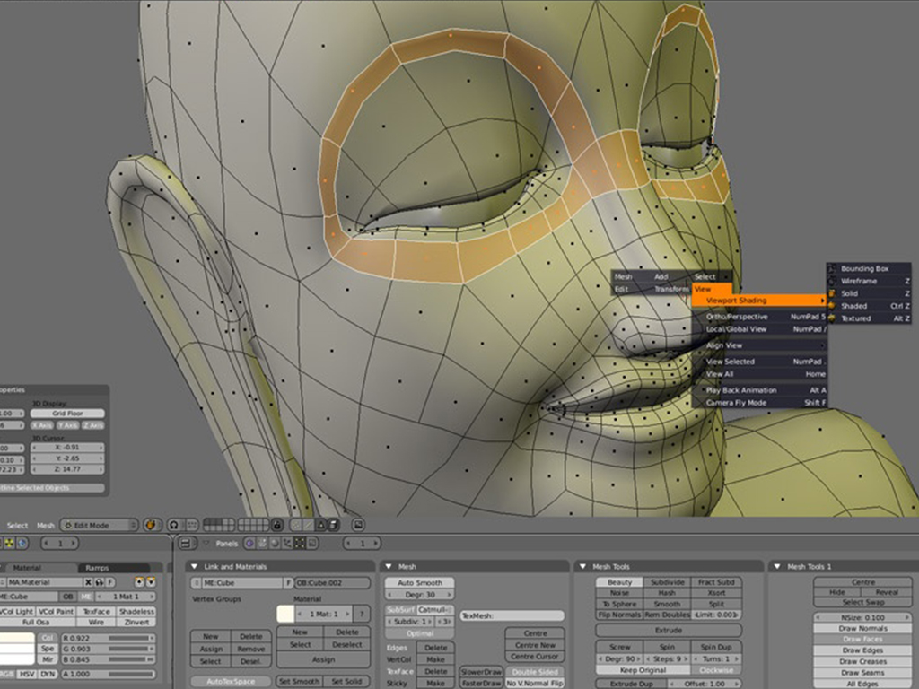 Blender advanced workshop