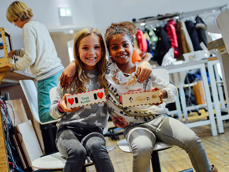 FabSchool Kids centrum 2016