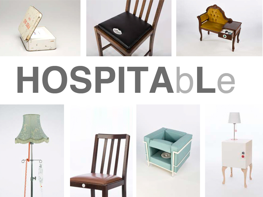 Hospitable collection Sheffield Hallam