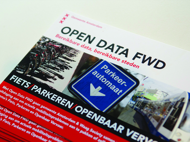 Open Data Forward Flyer
