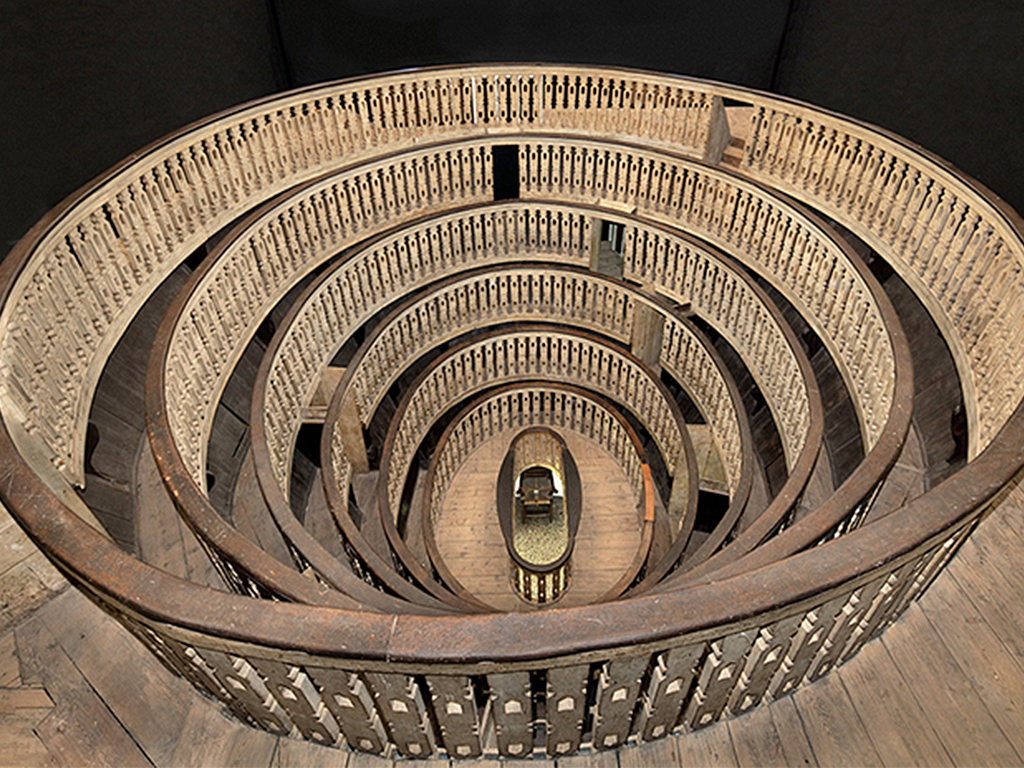 Padua anatomical theatre
