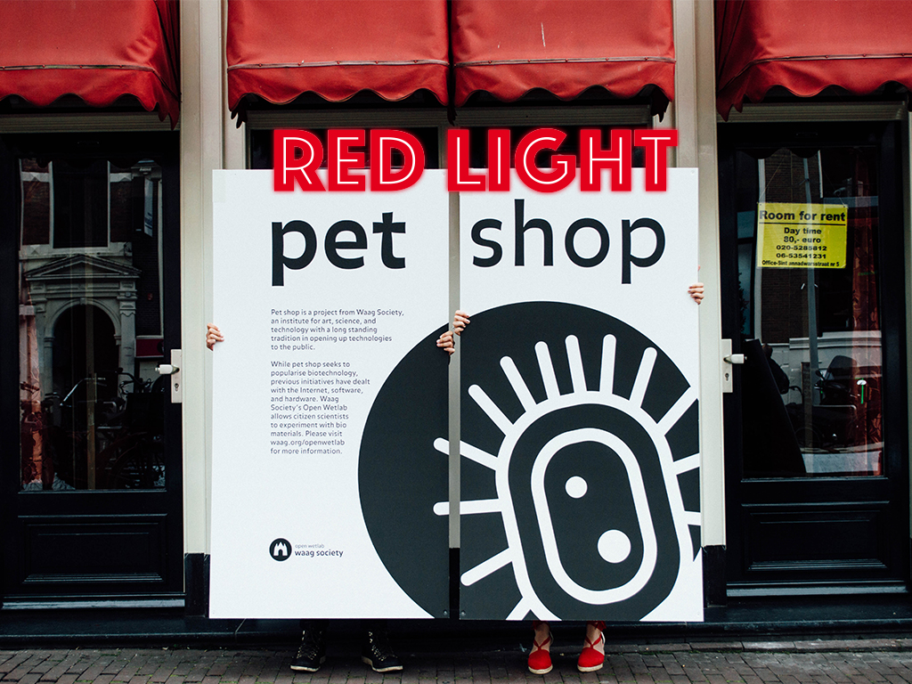 Red Light Pet Shop