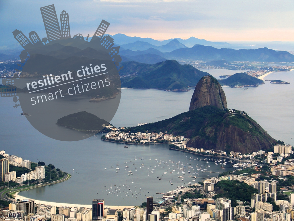 Rio - resilient cities workshop