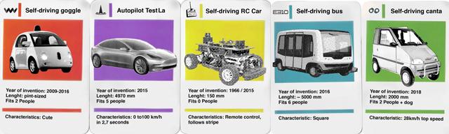 Self-driving toy car – hack night | Waag