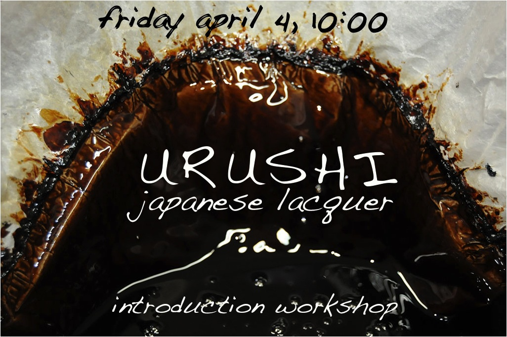 Urushi Workshop
