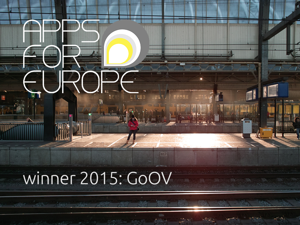 Apps4EU winner 2015