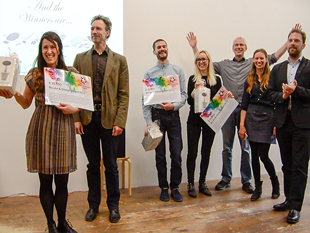 Bio Art & Design Award winners 2015