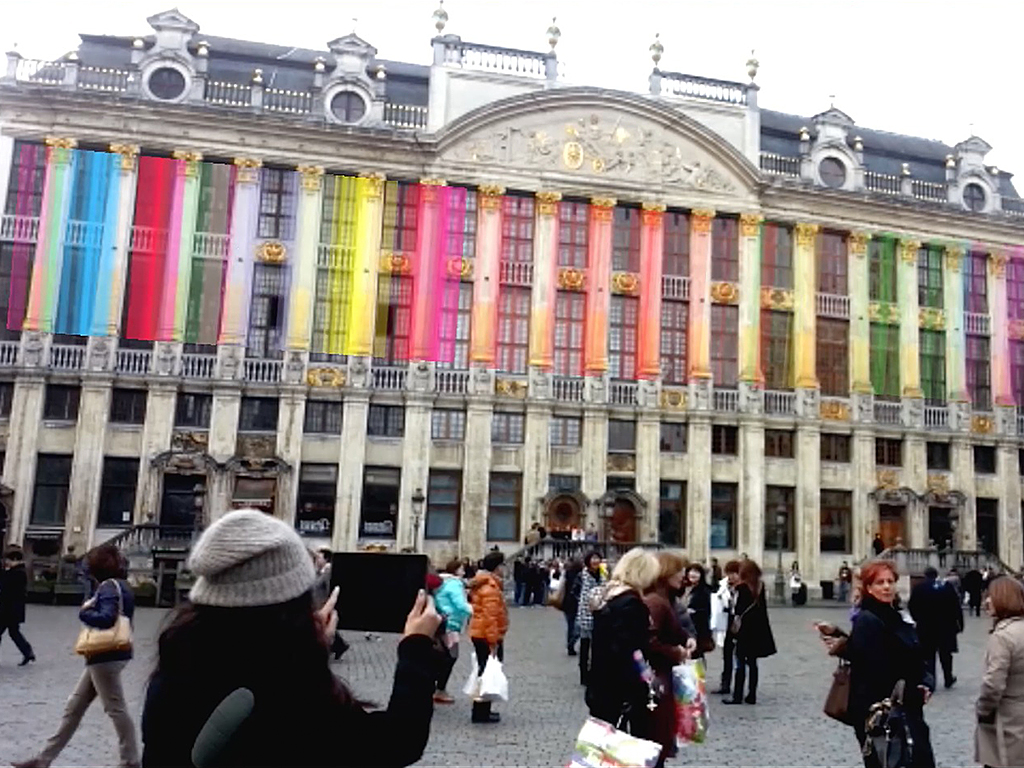Grand Place Takeover