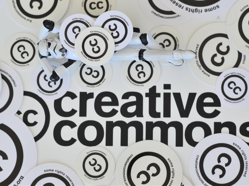 Creative Beauty at Creative Commons
