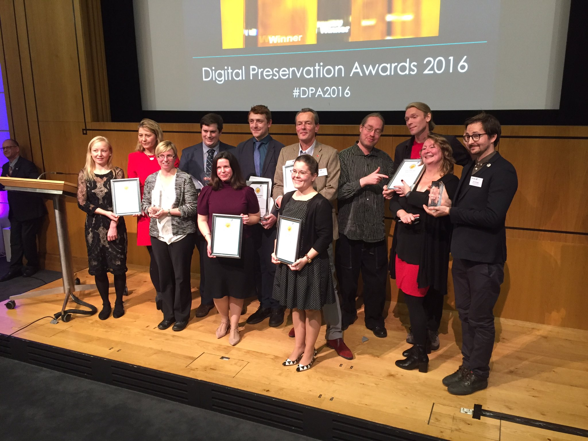 Digital Preservation Awards 2016