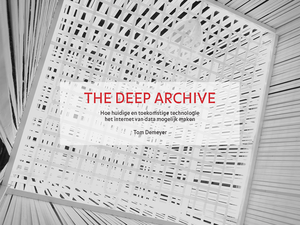 The Deep Archive