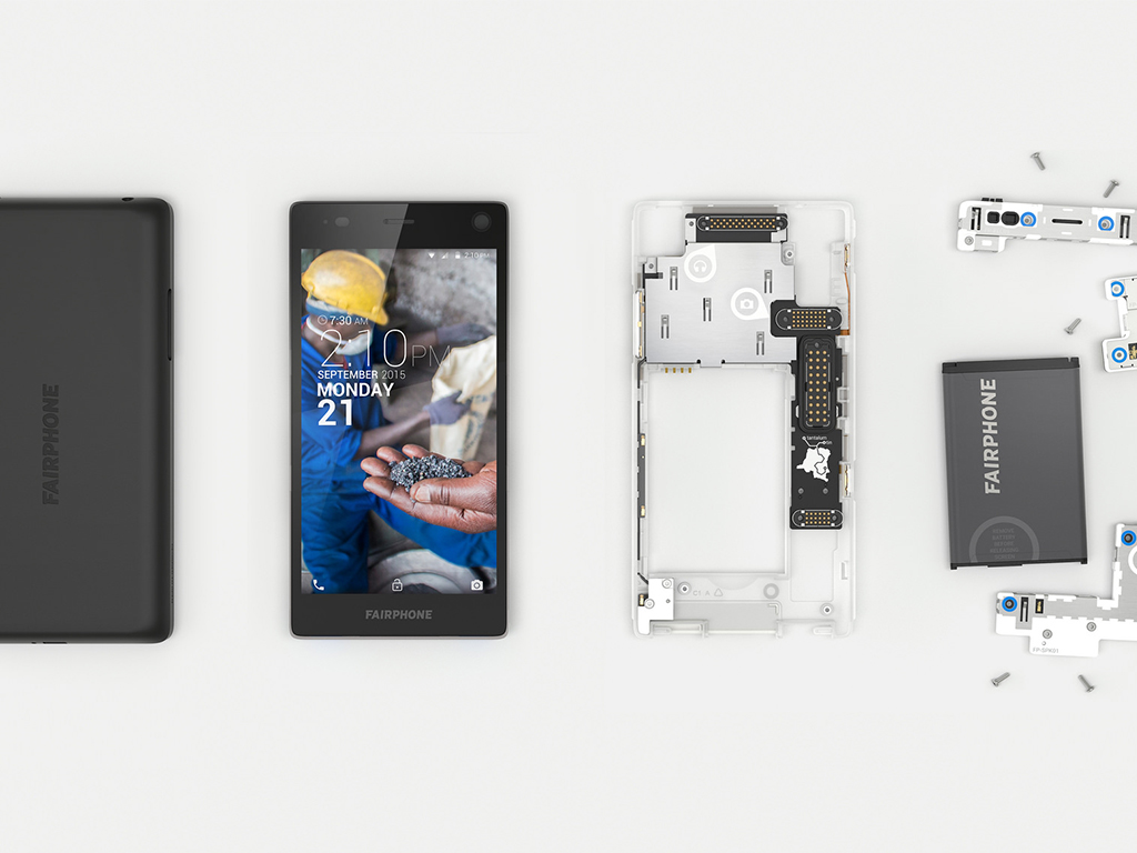 Fairphone 2 in 2015