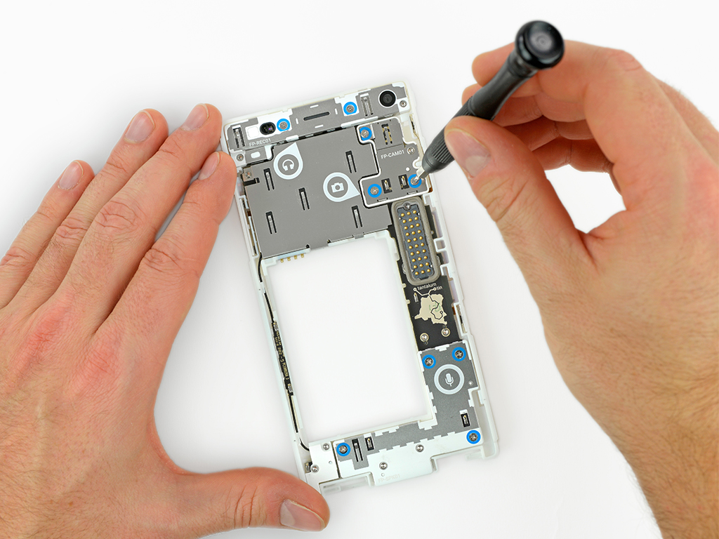 Fairphone 2 teardown iFixit