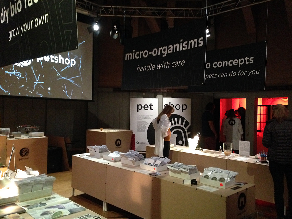 N8 Award 2015 voor Pet shop