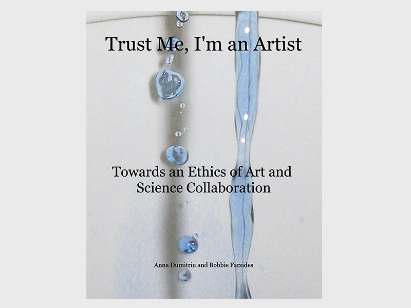 Trust me, I am an artist cover
