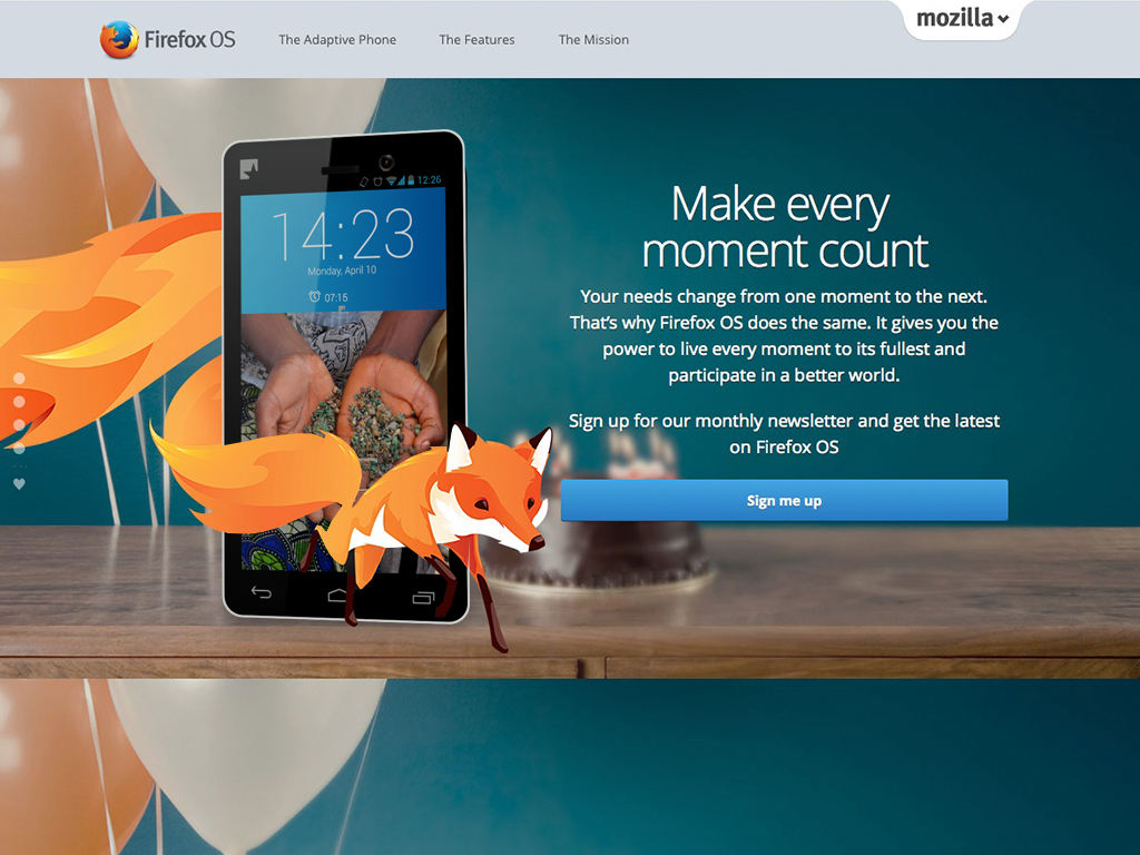 Mozilla interested in Fairphone for Firefox OS | Waag