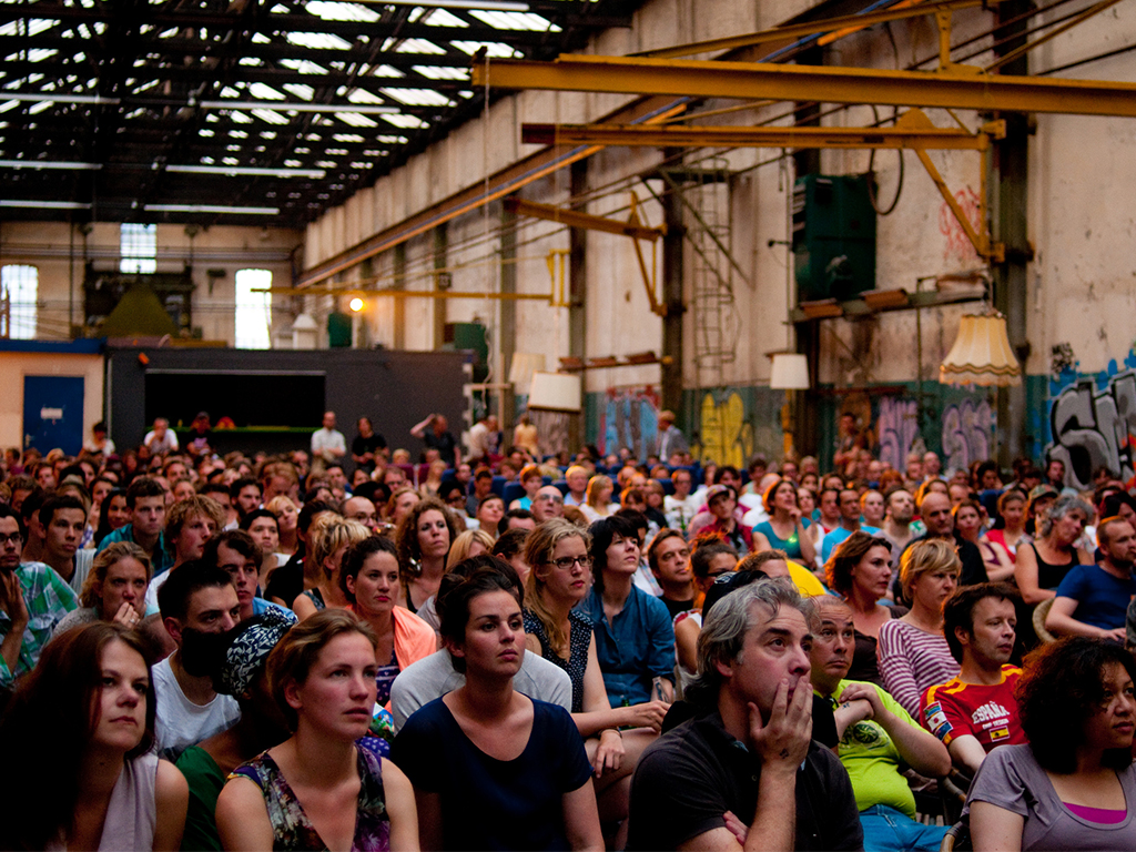 Pecha Kucha meeting in Roest Amsterdam