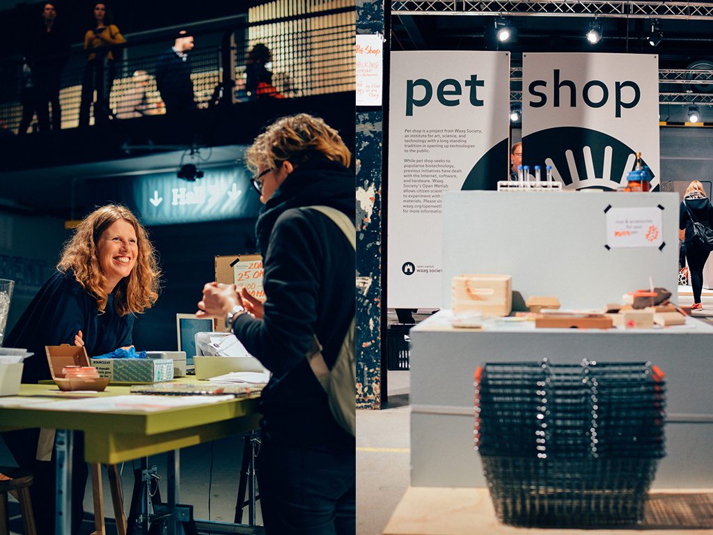 Pet shop DDW 2015